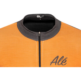Alé Cycling Classic Vintage SS Jersey Herren orange